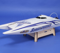 超级浪涌式破碎机90A双体无刷R / C船(730毫米)(ARR)
