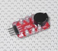 HobbyKing™Lipoly低电压报警(2秒〜3秒)