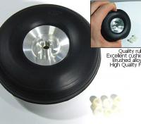 大规模的合金轮毂橡胶轮4.0inch