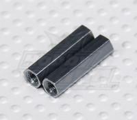 Turnigy爪V2 M3六角螺纹间隔(2个)