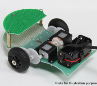 简单的展开机器人底盘(KIT)