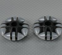 49x20mm全塑料轮(二位/袋)