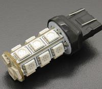 LED玉米灯12V 3.6W(18 LED) - 黄色