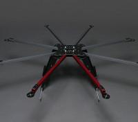 HobbyKing X930玻璃纤维Octocopter框架895毫米