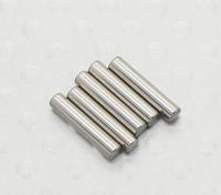 采用2mm x10毫米钢针Turnigy TD10四驱房车PN 2010(6PC)