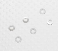 洗衣机 -  1/10 Quanum防暴四轮驱动赛车越野车(6件)