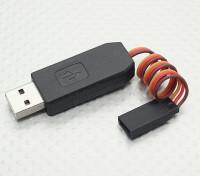 USB编程适配器HobbyKing的X车120A和60A ESC