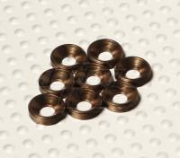 沉洗衣机阳极氧化铝M3(钛色)(8件)