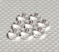 沉洗衣机铝阳极氧化M5(银)(8件)