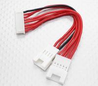7S电池平衡充电适配器导线