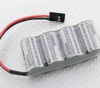 Turnigy接收包2 / 3A 1500mAh的镍氢电池4.8V大功率系列