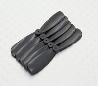 45毫米口袋四螺旋桨正转(5片装)