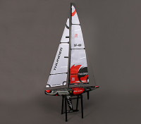 玻璃钢游艇RC雷霆帆船千毫米(ARR)