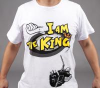 """""""我是王""""HobbyKing T恤(X大) - 退款发售"""