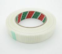高强度纤维网纹带。 24.5毫米乘五十米