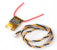 OrangeRx R110X DSMX / DSM2兼容的卫星接收机。