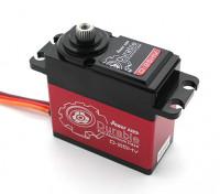 电力HD耐用D-25HV高压数字伺服瓦特/钛合金齿轮25KG /75克/ .16sec