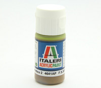 Italeri丙烯酸涂料 - 马龙平2 Mimetico