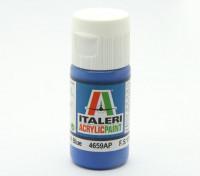 Italeri丙烯酸涂料 - 光泽法国蓝