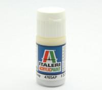 Italeri丙烯酸涂料 - 平平淡淡的灰色