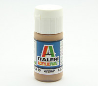 Italeri丙烯酸涂料 -  Sandgelb RLM 79