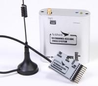 Arkbird 433MHz的10通道FHSS UHF模块/中继站与接收器