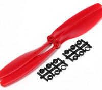 Turnigy Slowfly螺旋桨10x4.5红(CW)(2个)