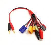 10合1多功能充电插头适配器套件(1个)