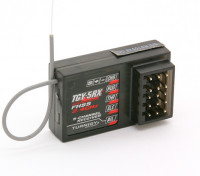 Turnigy 5RX 5CH的2.4GHz迷你接收器FHSS