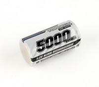 Turnigy子-C 1.2V 5000mAh的高功率镍氢系列电池单