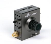 Boscam TR1 FPV全合一的摄像头和5.8 GHz的变送器录像机