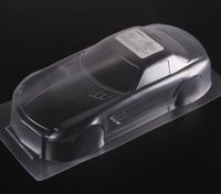 1时10分 - 奔驰SLS AMG清除机身外壳
