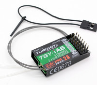 Turnigy IA6接收器6CH 2.4G AFHDS 2A接收器