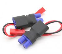 EC3  -  JST女馈线电源适配器