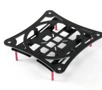 HobbyKing™Miniquad巡洋舰/赛车碳复合材料框架套件