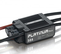 Hobbywing白金50A V3无刷电调瓦特/ 7A BEC
