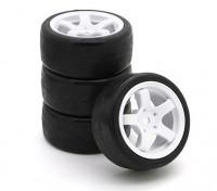 扫描SWP-MN40迷你房完成轮胎套装40deg(4只)