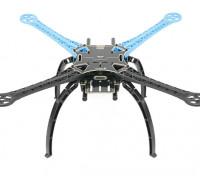S500玻璃纤维四轴飞行器框架480毫米 - 集成的PCB版本