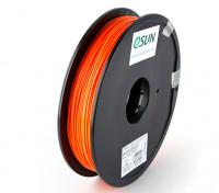 丰德丽3D打印机长丝橙色1.75毫米ABS 0.5KG阀芯