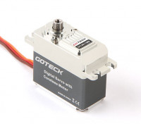 Goteck DC2611S数字MG金属壳高扭矩伺服22千克/ 0.14sec /77克