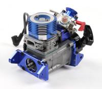 水之星AS29BD 29cc水冷海洋天然气赛车引擎与线圈点火