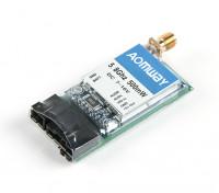 该Aomway 5.8G 500mW的视频传输器