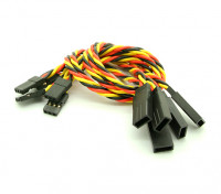20厘米JR 22AWG双绞线扩展导线M键˚F5件