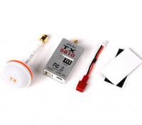 科尔TX5811 5.8GHz的25mW的FPV视频发射器(FCC认证)