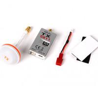 科尔TX5811 5.8GHz的25mW的FPV视频发射器(CE认证)