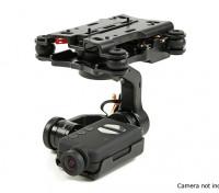Quanum 3轴相机的Mobius基于万向节