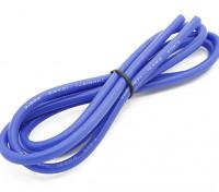 Turnigy高品质12AWG硅胶线1M线(由蓝)