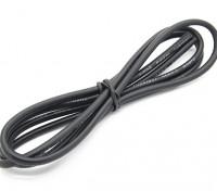 Turnigy高品质14AWG硅胶线1M线(由黑色)