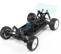 BSR赛车BZ-444 Pro的1/10四驱赛车越野车(未组装套件)