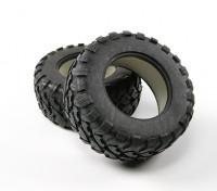 沙漠之狐2.2大SC轮胎套装(2个)